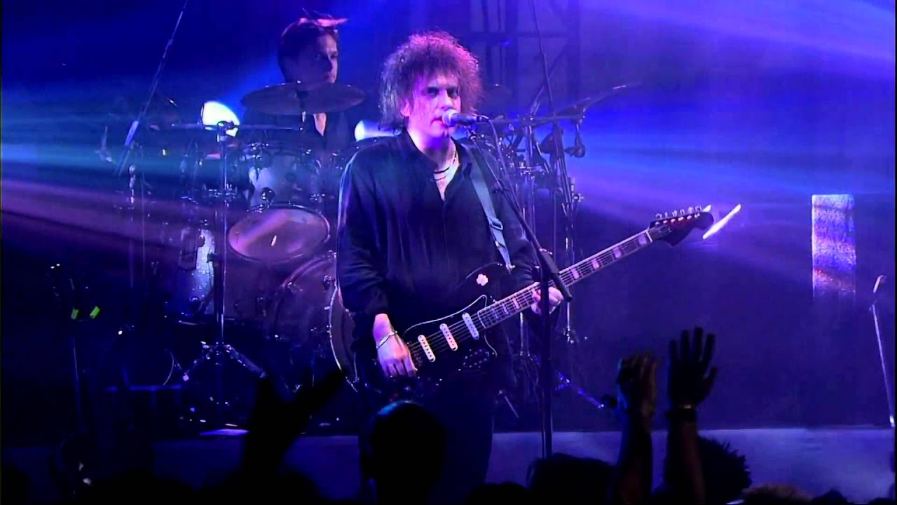 "The Cure ""Plainsong"" (live) GMF Song 4"