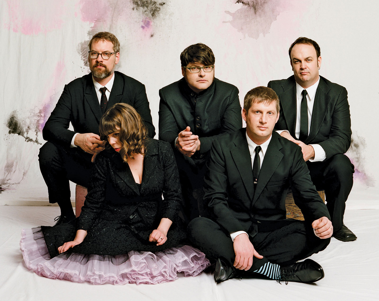 "The Decemberists ""Clementine"" Give Me Five"