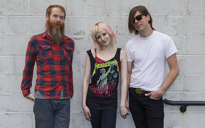 "Jessica Lea Mayfield featuring Dan Auerbach ""(David Bowie I Love You) Since I was Six"" Give Me Five Song 4"