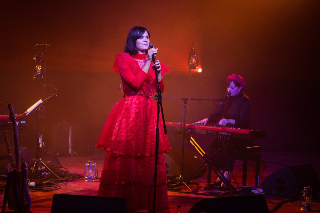 "Bat For Lashes ""We've Only Just Begun"" Under The Covers Song 5"