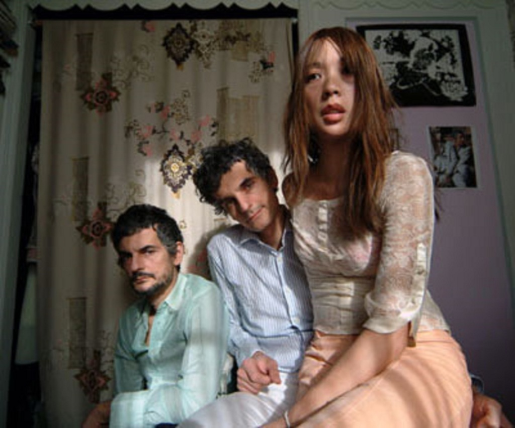 """Blonde Redhead """"Silently"""" Give Me Five - Song 5"""