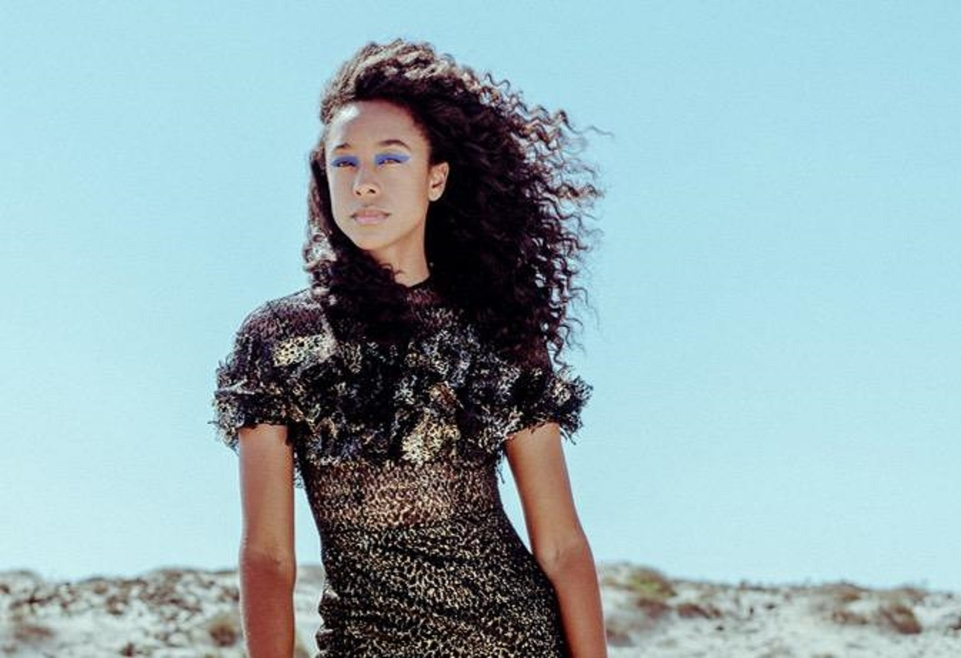 "Corinne Bailey Rae ""Jersey Girl Give Me Five"