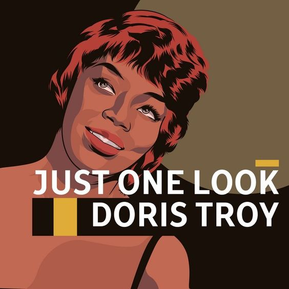 """Doris Troy """"Just One Look"""" Give Me F Song 2"""
