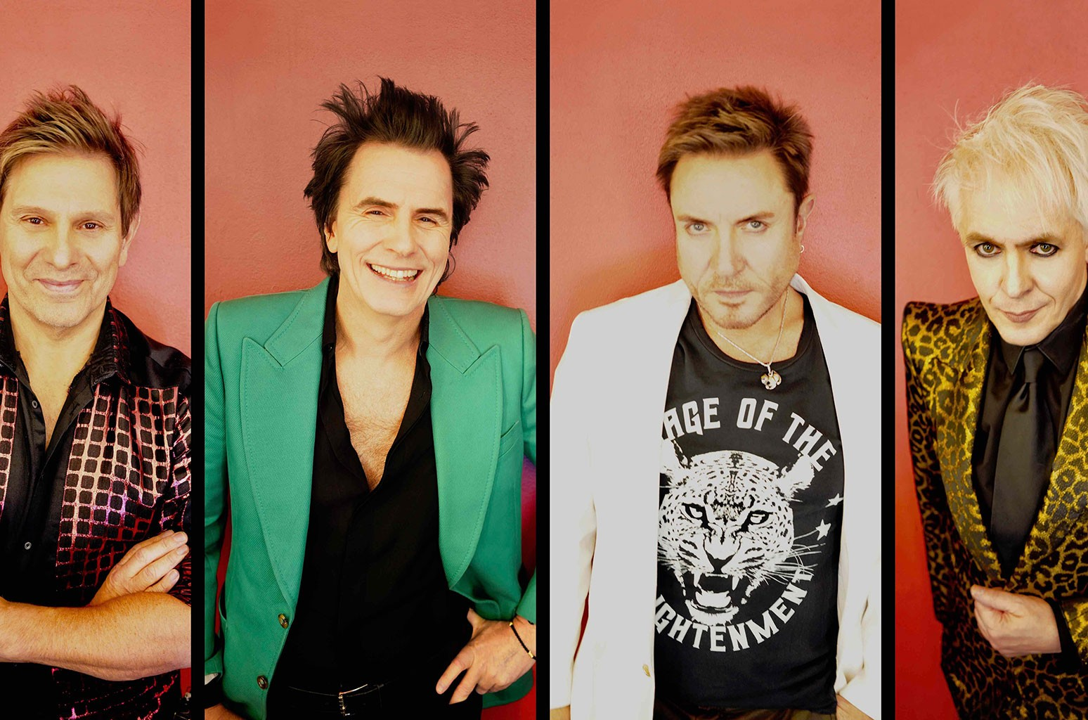 """Duran Duran """"INVISIBLE"""" Give Me Five - Song 2"""