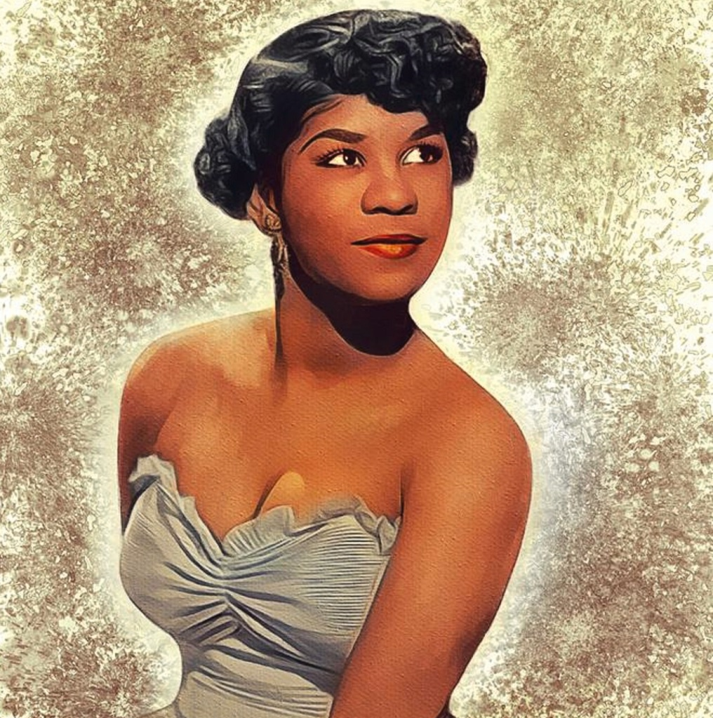 """Ruth Brown """"I Don't Know"""" Give Me Five Song 1"""