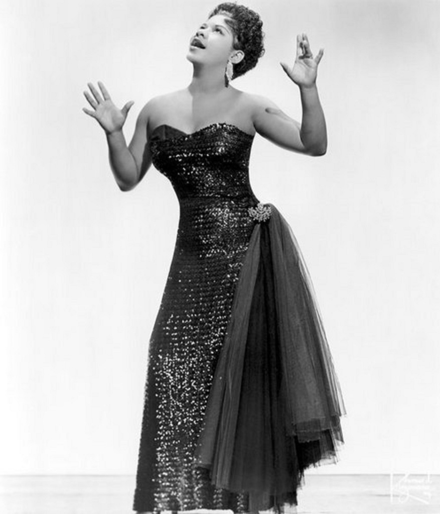 """Ruth Brown """"I Don't Know"""" Give Me Five"""