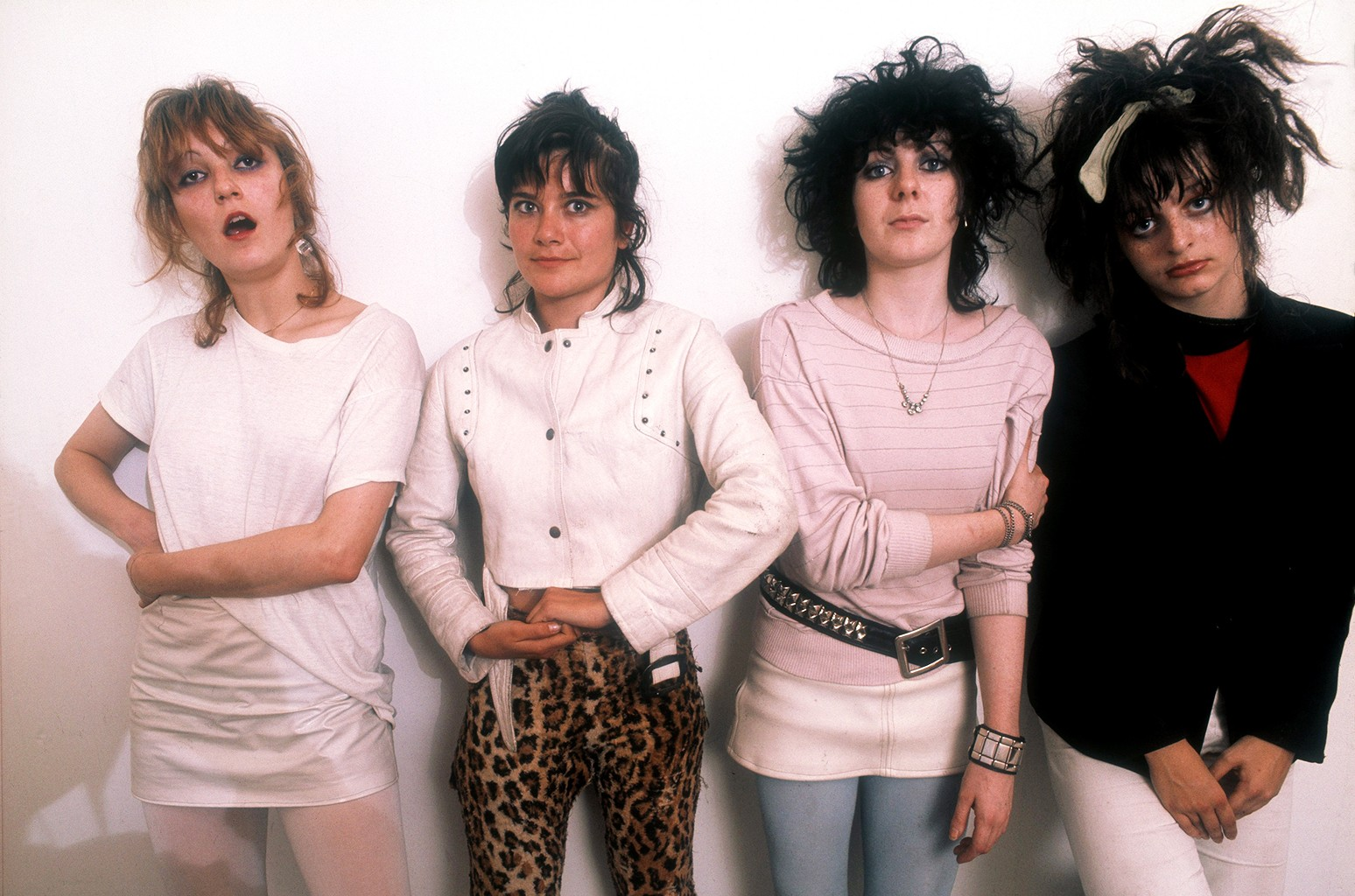 Give Me Five...Featuring The Slits