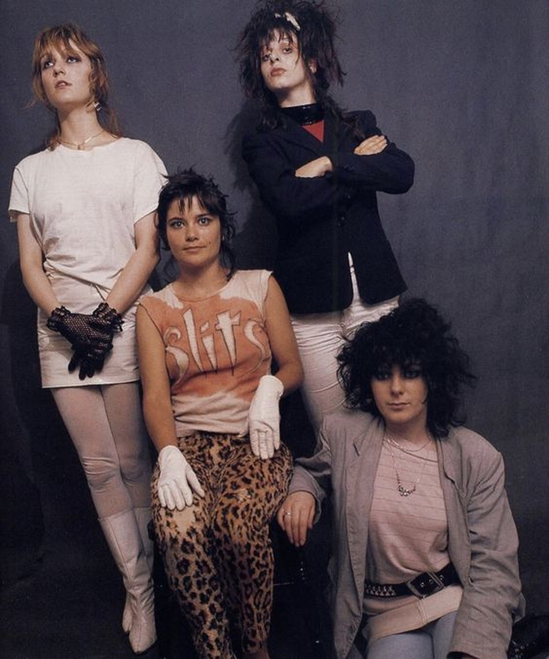 """The Slits """"Typical Girls"""" Give Me Five"""